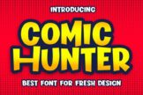 Last preview image of Comic Hunter