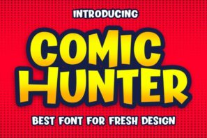 Comic Hunter