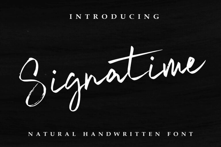 Preview image of Signatime