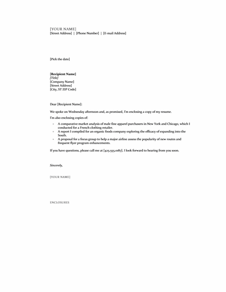 Free Sample Cover Letters For Resumes Examples | Docoments Ojazlink