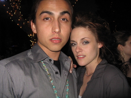 Note to Solomon: reliving the 'best moment of your life' (pic with Kstew) will not be happening again this year