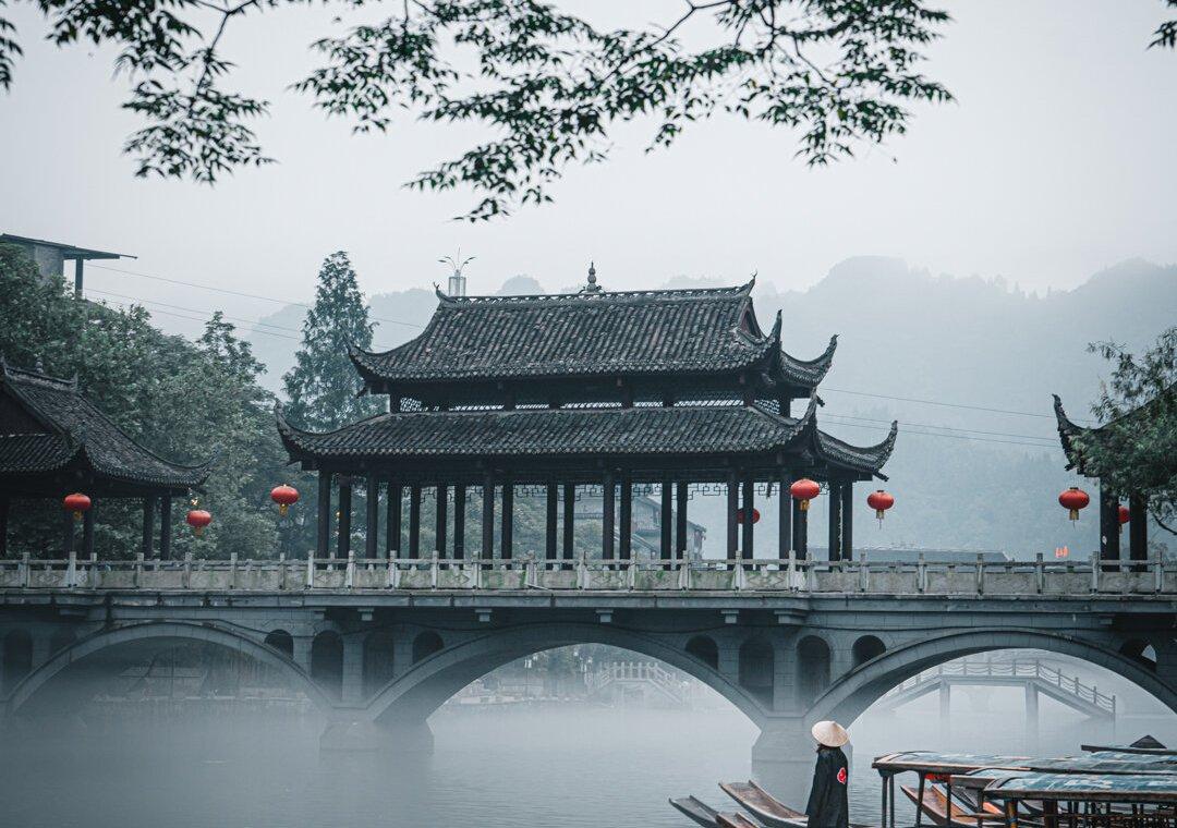 La Chine à travers l'oeil de Tatsuto Shibata