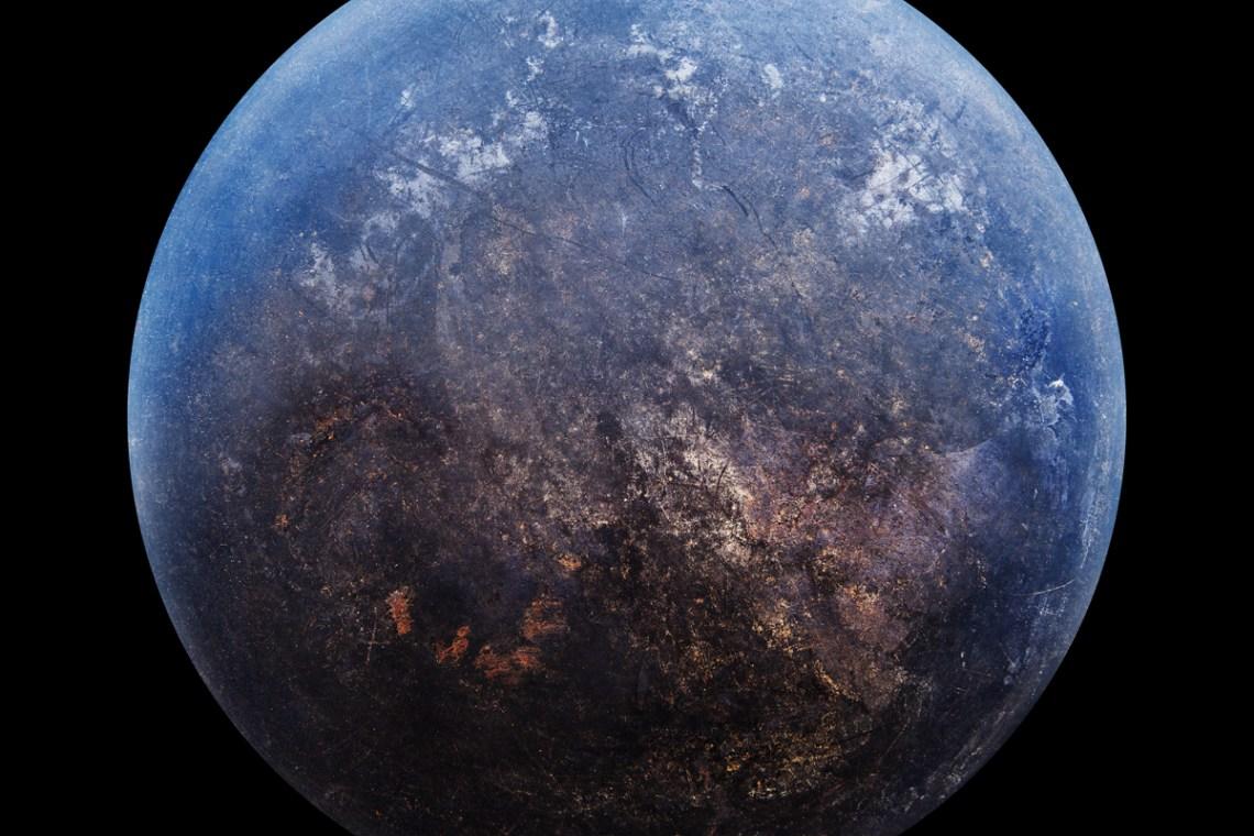 Les poêles à frire «planètes» de Christopher Jonassen