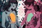 Les illustrations poétiques de Natalie Dombois