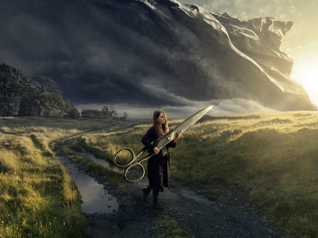 Les photomanipulations de Erik Johansson