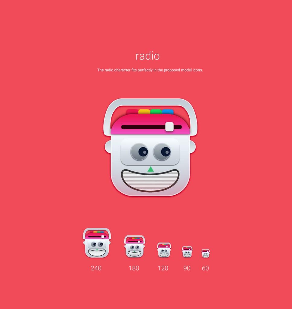 radio Toy Story