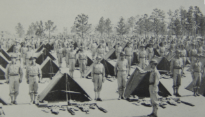 8th Division field inspection