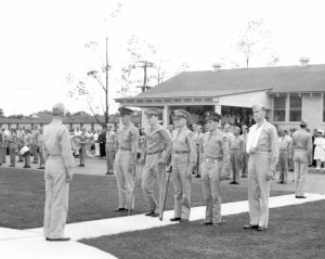 Awards Ceremony O'Reilly General Hospital, August 1942