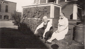 Charlie and Jenny Ward