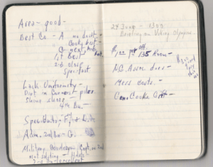 Lorne's War Operations Book From June 1943