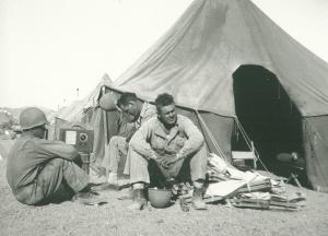Desert Training Center Camp