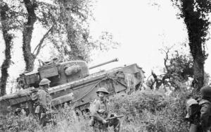 Operation Epsom, June 28th, 1944