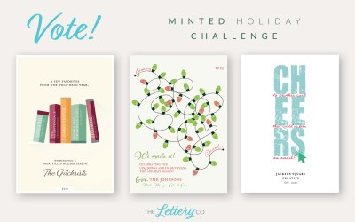 Minted Holiday Challenge