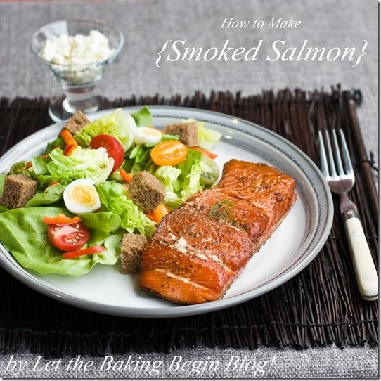 A how to smoke salmon recipe with step by step instructions on making the perfect smoked salmon.