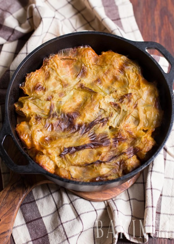 You'll be reaching for more. And more. And more of these scrumptious stuffed cabbage rolls.