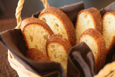 Rustic Baguettes Recipe. By Let the Baking Begin!
