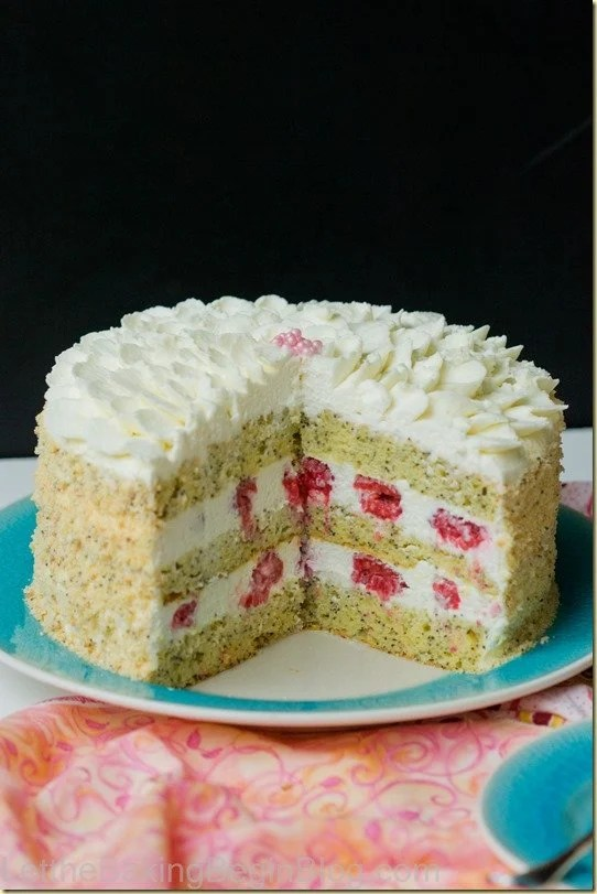 Poppy Seed Cake With Packet Mix