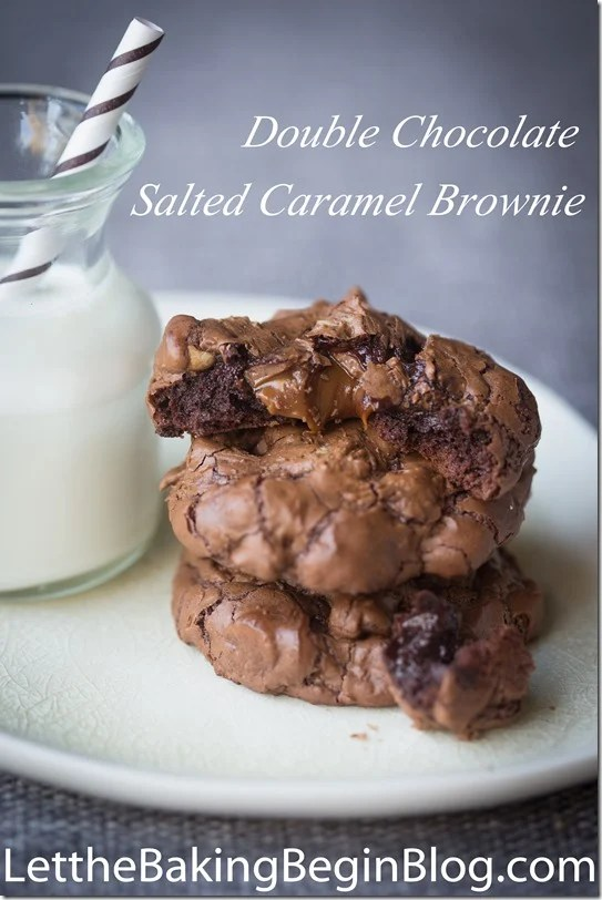 Ooey, Gooey, Nutty, and Chocolaty, these are to die for!