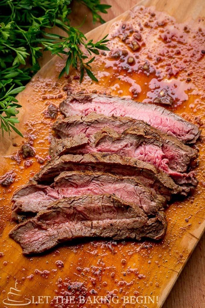 Iron Eye Steak Skillet Rib Cast