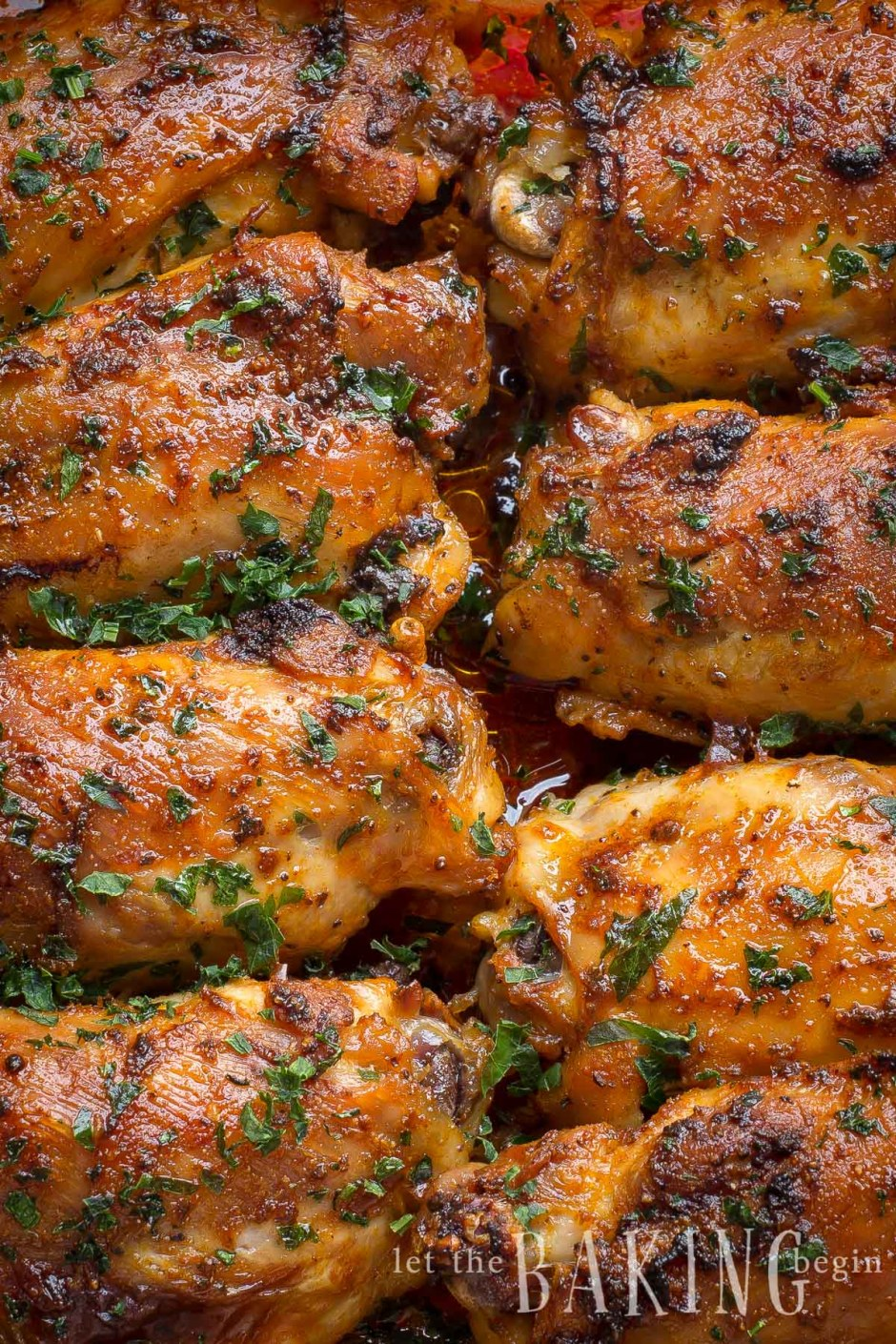 Paprika Baked Chicken Thighs Paprika Spice Blend - Let ...