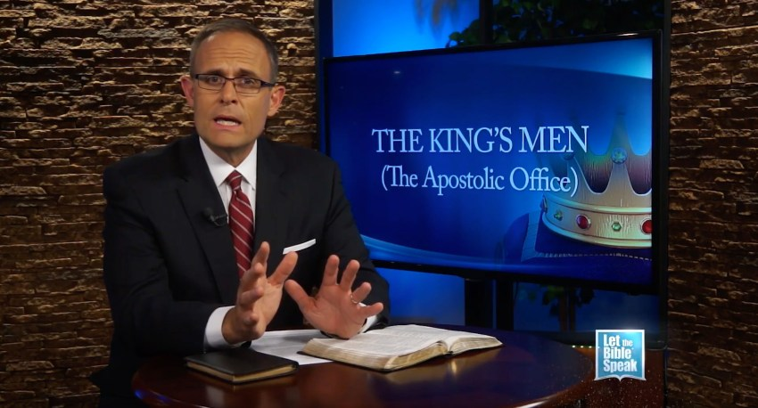 The King's Men - Part 1 (The Text) - LET THE BIBLE SPEAK TV with Kevin Presley