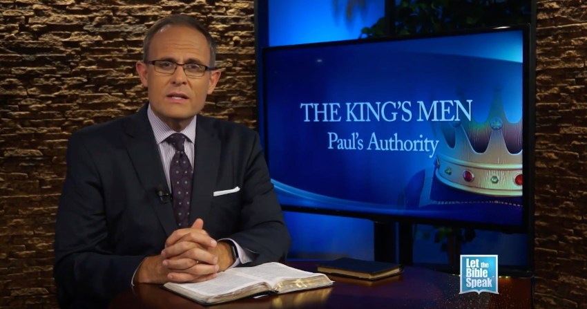 The King's Men - Part 2 - LET THE BIBLE SPEAK TV with Kevin Presley