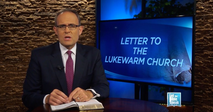 Letter To The Lukewarm Church - LET THE BIBLE SPEAK TV with Kevin Presley