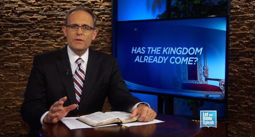 Has The Kingdom Of Christ Already Come? - LET THE BIBLE SPEAK TV with Kevin Presley