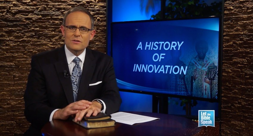A History Of Innovation - LET THE BIBLE SPEAK TV with Kevin Presley