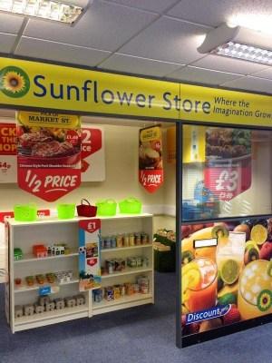 Sunflower Centre Hyde