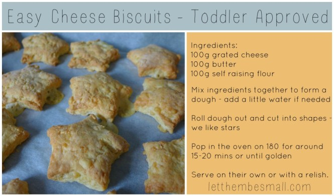 easy cheese biscuits recipe