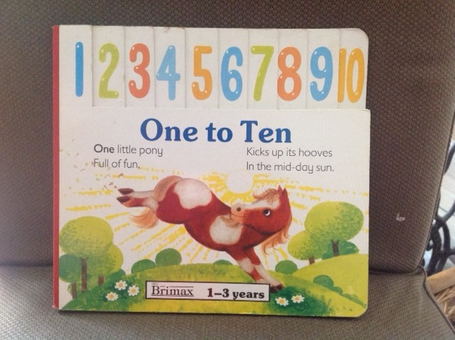 learning to count