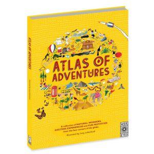 Atlas of Adventures Lucy Leatherland