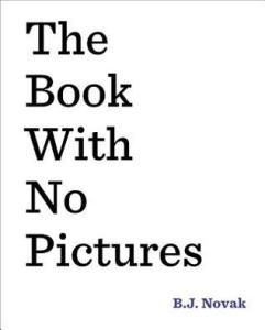 The book with no pictures review