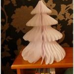 Honeycomb tree decoration