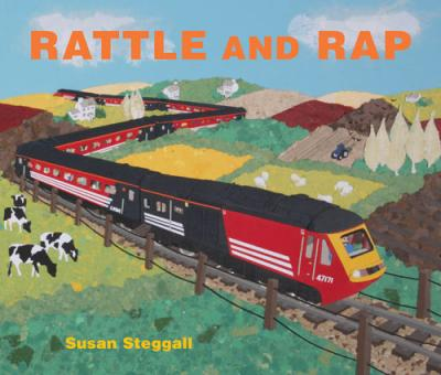 Rattle and Rap review & a painted train