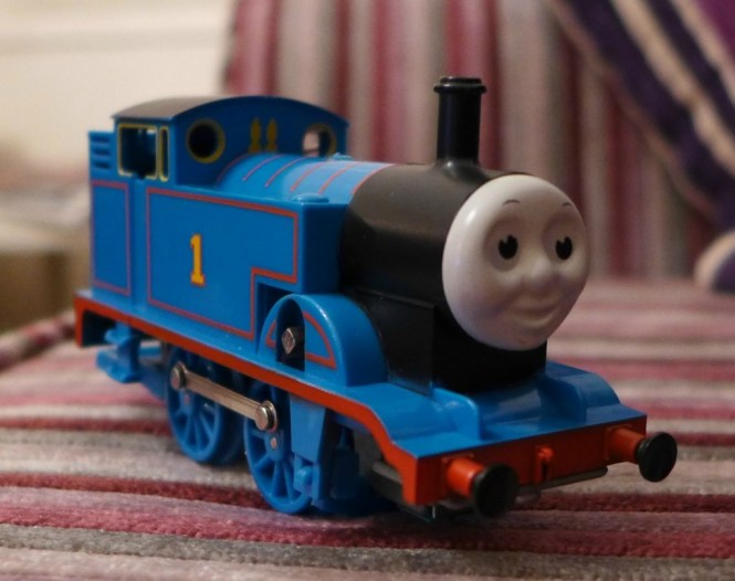 Clockwork Thomas