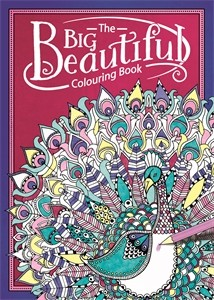big beautiful colouring book