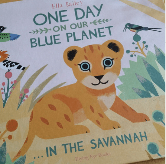 One Day on Our Blue Planet – Ella Bailey
