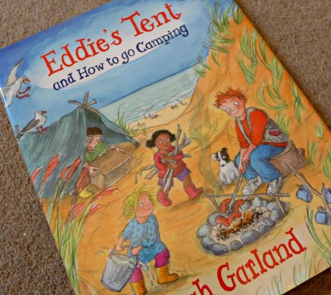 Eddies Tent Sarah Garland