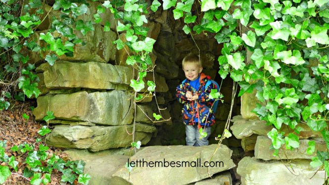 Shell Cave Yorkshire sculpture park