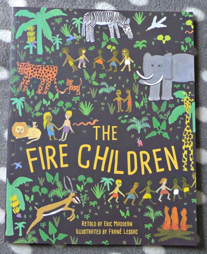 The Fire Children book review