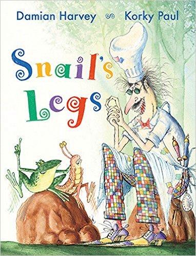 snails legs review