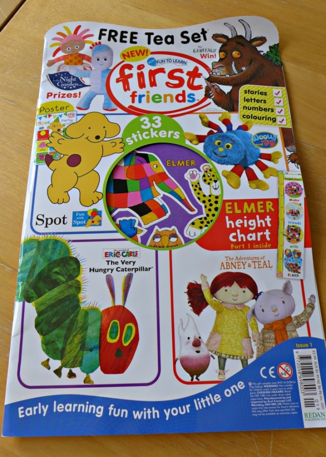 First Friends Magazine