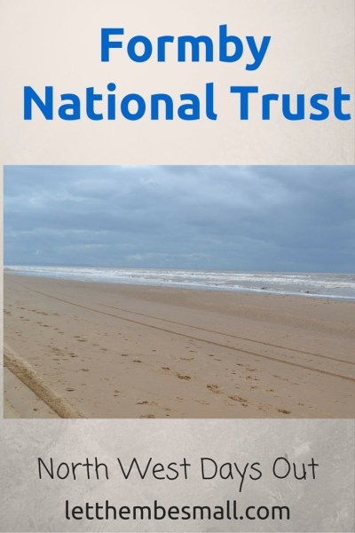 Formby is a National Trust property and is a lovely day out. Lots of beautiful beach and a fabulous woodland squirrel walk - the perfect day out