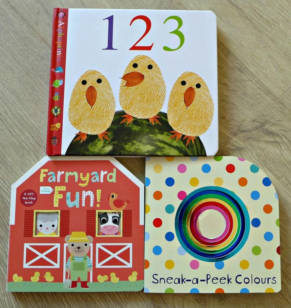 Colours, Numbers & Farmyard Fun