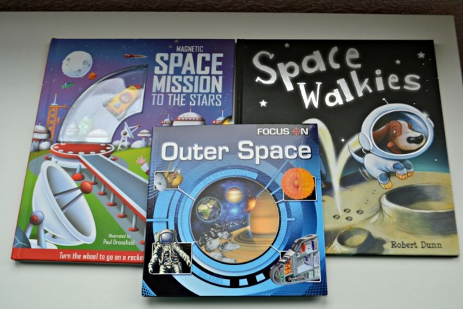 toddler space topic