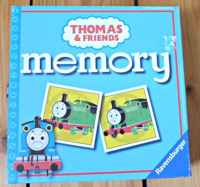 thomas memory game