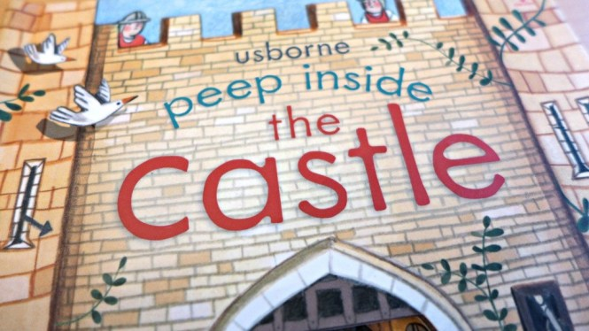 peep inside the castle