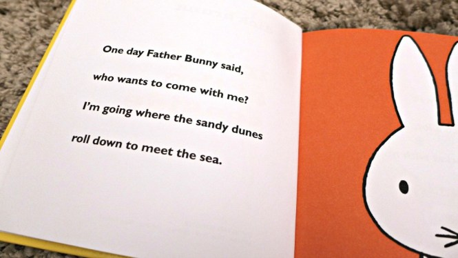 Miffy seaside